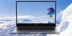 Honor представила обновлённые ноутбуки MagicBook с быстрой зарядкой через USB-C