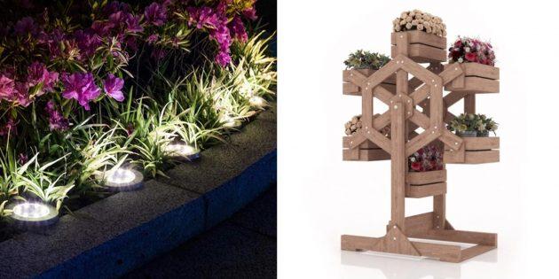 Подарки бабушке на 8Марта: предметы для сада
