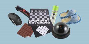 USB-хаб, триммер, кухонные весы и другие полезные мелочи с AliExpress