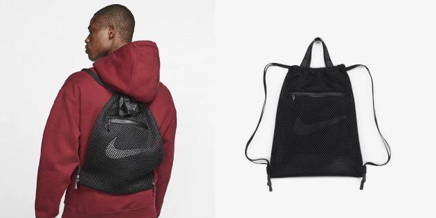Оригинальные подарки на 23Февраля: спортивная сумка