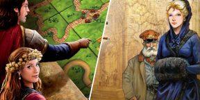 Epic Games Store раздаёт Carcassonne и Ticket To Ride — ПК-адаптации известных настольных игр