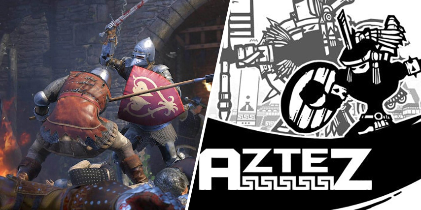 Epic Games Store раздаёт Kingdom Come: Deliverance и Aztez
