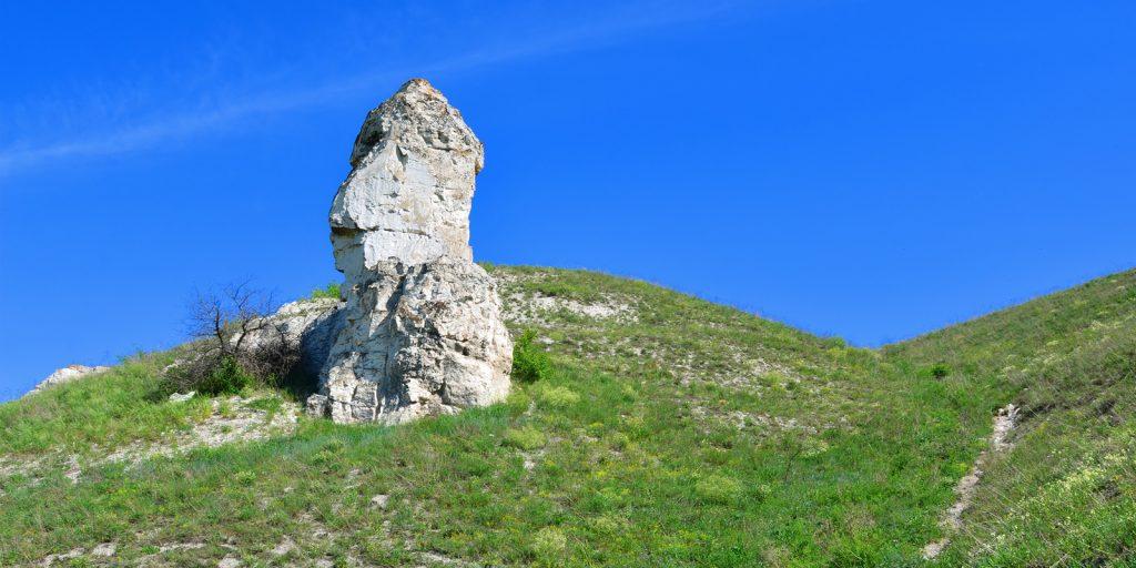 Удивительные места России: Дивногорье (Воронежская область)