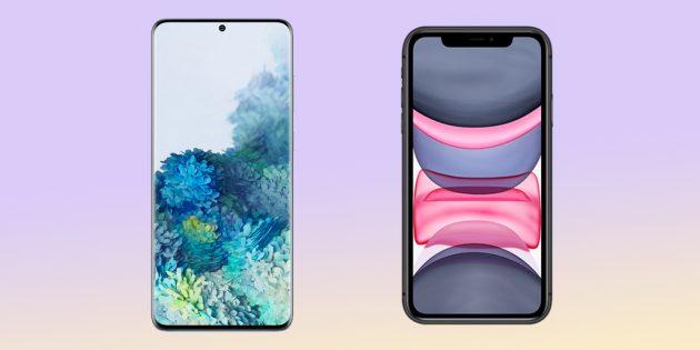 5 функций Galaxy S20, которых не хватает в iPhone 11