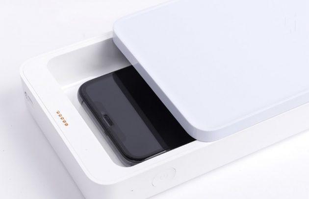 Xiaomi представила чехол для дезинфекции смартфонов и другой техники