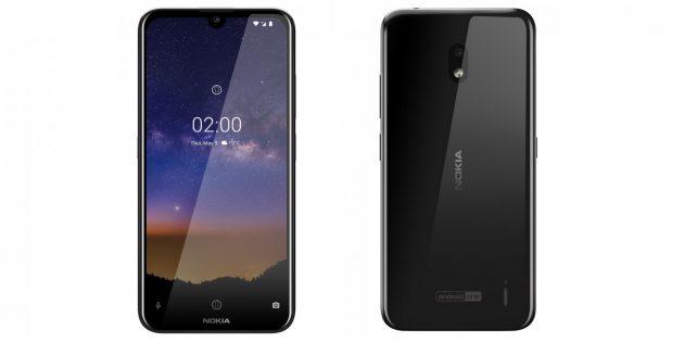 Цена дня: смартфон Nokia 2.2 за 4 383 рубля с быстрой доставкой по России