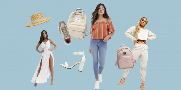 Как собрать гардероб в отпуск и сэкономить