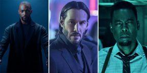 Главное о кино за неделю: победители BAFTA, первые кадры со съёмок «Матрицы-4» и не только