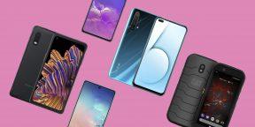 Лучшие смартфоны января