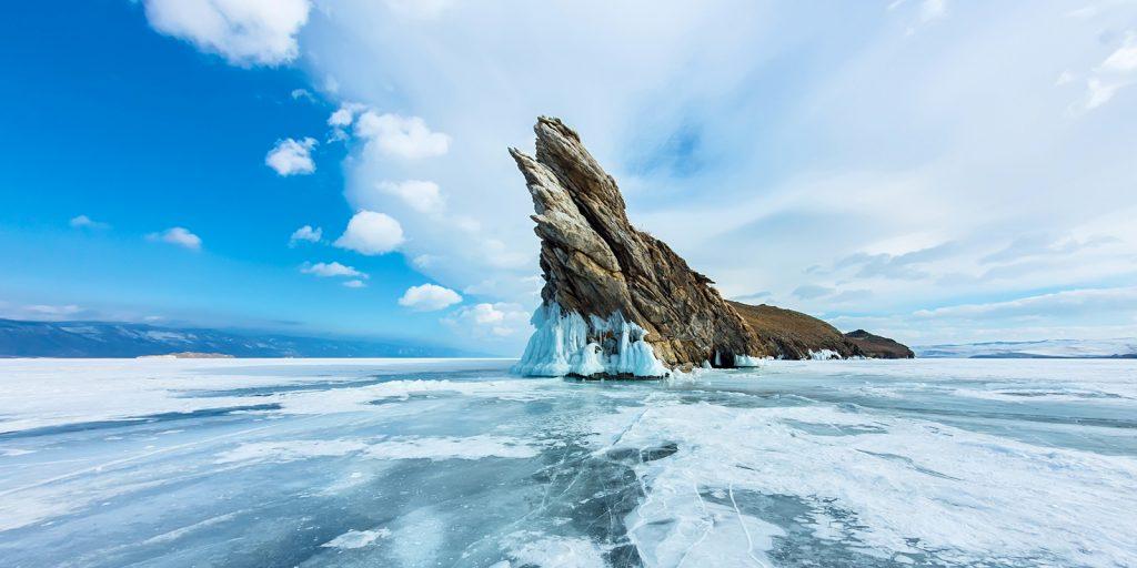 Удивительные места России: остров Огой (Иркутская область)
