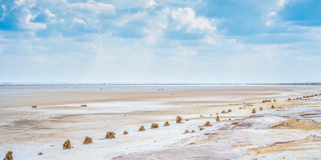 Озеро Баскунчак (Астраханская область)