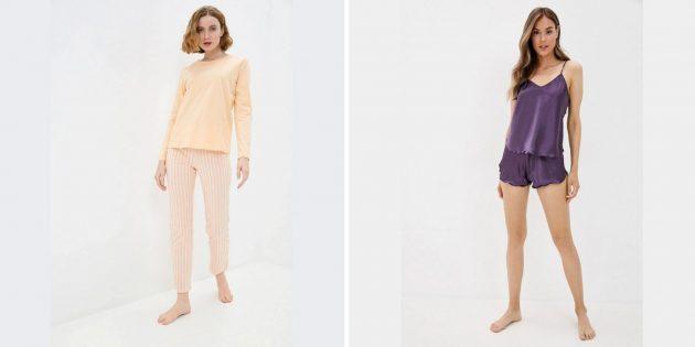 Недорогие подарки на 8 Марта: Пижама