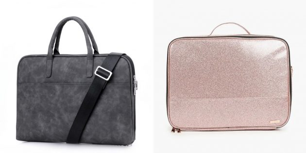 Что подарить девушке на 8Марта: сумка для ноутбука