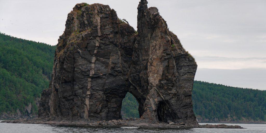 Удивительные места России: Шантарские острова (Хабаровский край)