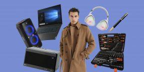 Скидки на ноутбук Lenovo, перьевую ручку Parker, тренч от Asos Design и другие дорогие товары
