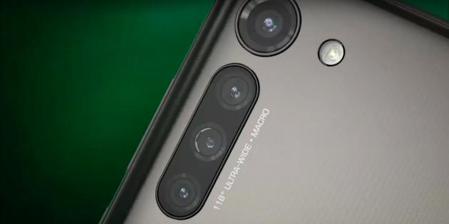 Motorola представила Moto G8 Power: чистый Android 10 и 3 дня автономной работы