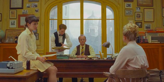 Первый трейлер фильма «Французский диспетчер» Уэса Андерсона