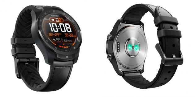Mobvoi выпустила неубиваемые смарт-часы TicWatch Pro. Они работают 30 дней без подзарядки