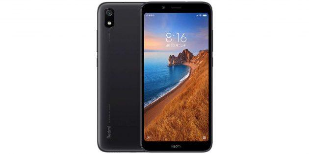 Как выбрать смартфон: Xiaomi Redmi 7A — популярный бюджетник с пластиковым корпусом