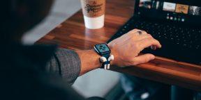 Штука дня: AirBands — ремешок для часов Apple Watch с креплениями для AirPods