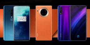 10 мощнейших Android-смартфонов начала 2020 года по версии AnTuTu
