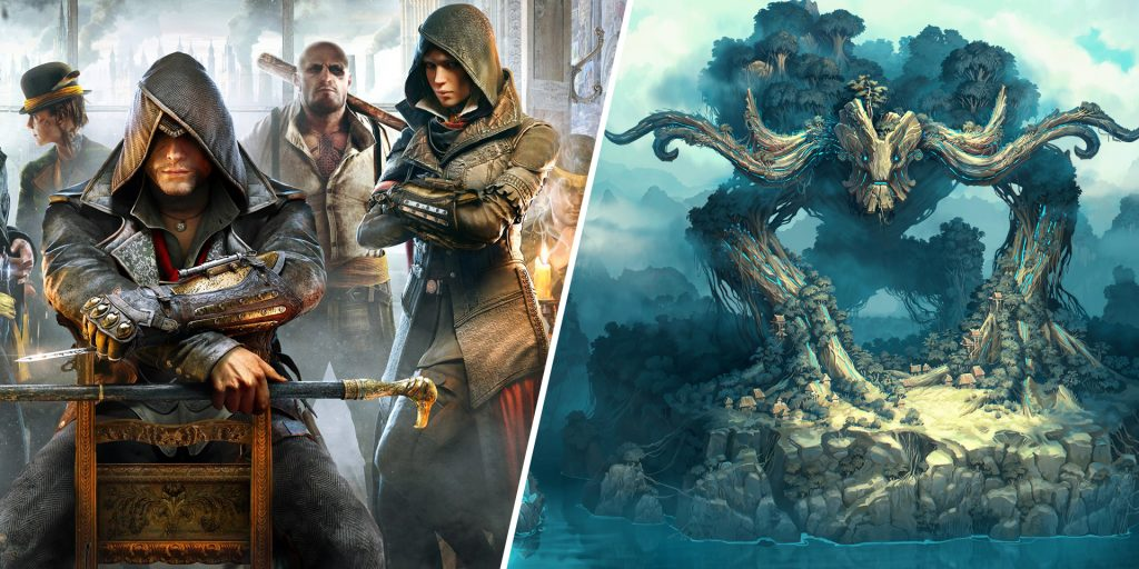 Epic Games Store раздаёт Assassin's Creed Syndicate и карточную игру Faeria