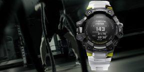 Casio выпустила защищённые умные часы серии G-SHOCK