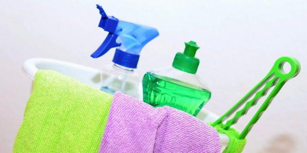 Идеи для бизнеса без вложений: уборка