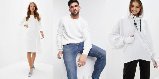 Модные цвета — 2020: сверкающий белый