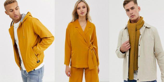 Модные цвета — 2020: шафран