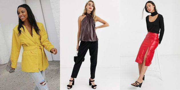 Женская мода — 2020: разноцветная или текстурная кожа