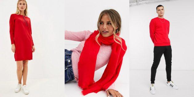 Модные цвета, весна-2020: алое пламя