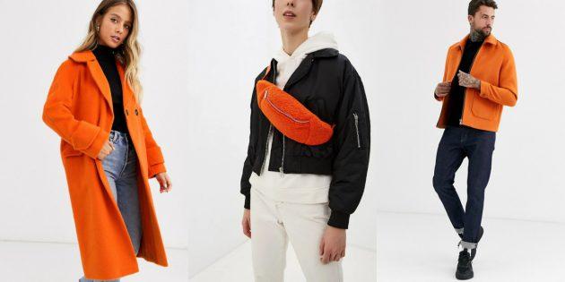 Модные цвета, весна-лето — 2020: апельсиновая шкурка