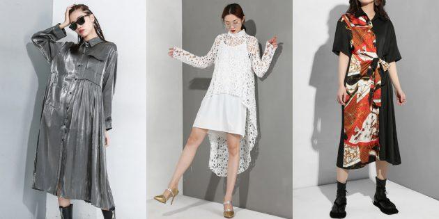 магазины платьев на aliexpress: EAM
