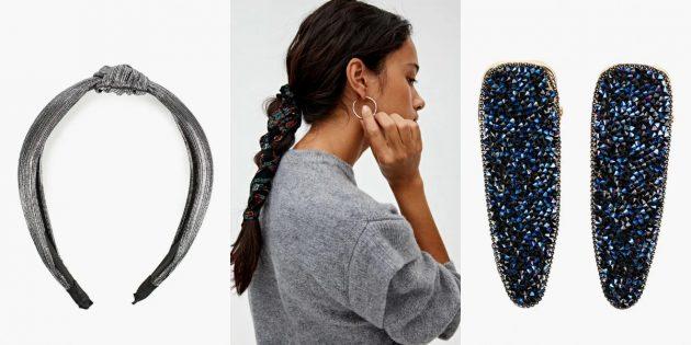 Что подарить на 8марта: аксессуары для волос
