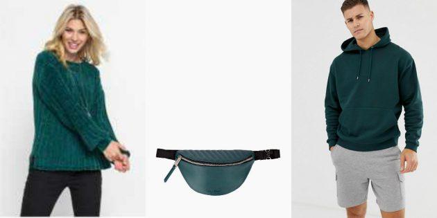 Модные цвета, лето-2020: луковый