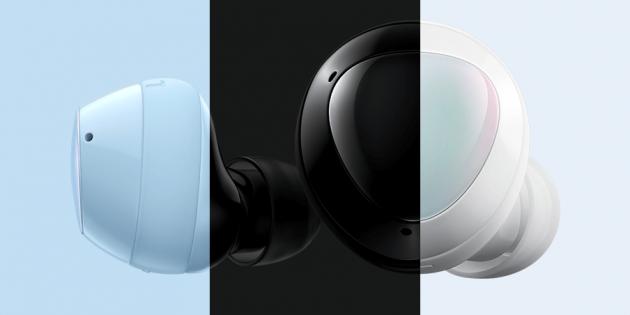Samsung представила обновлённые TWS-наушники Galaxy Buds+