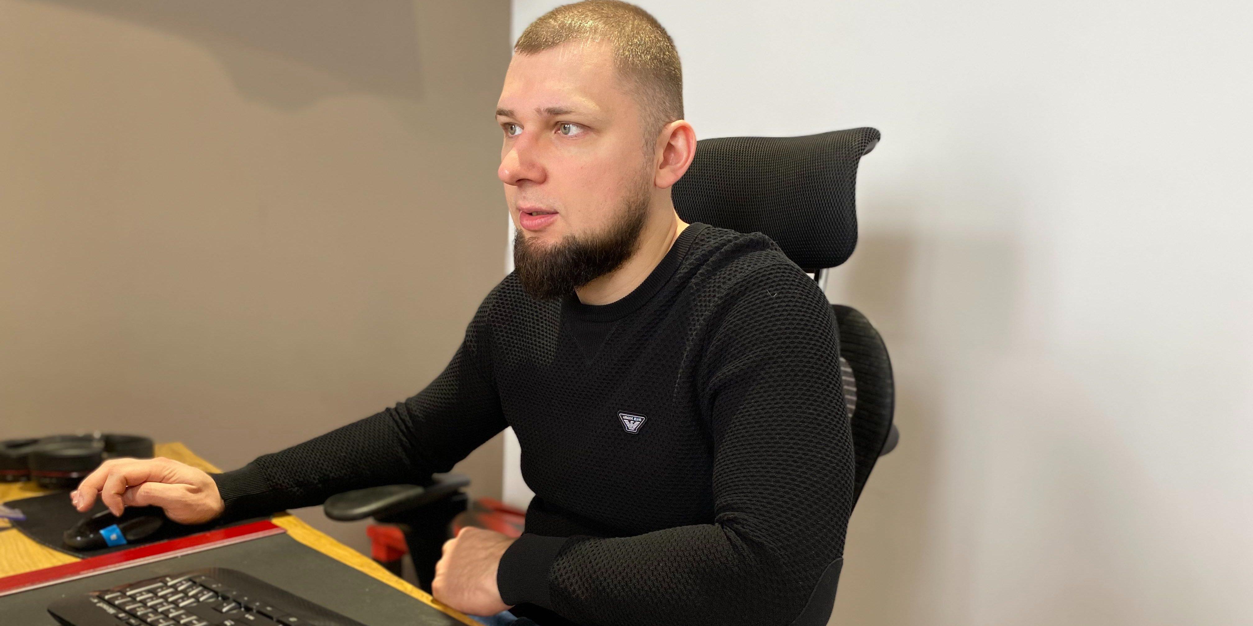 Фёдор Голубев