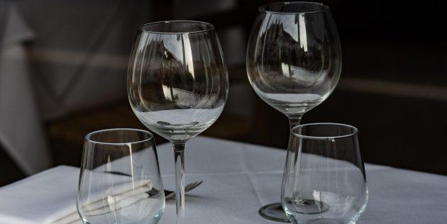 Применение соли: верните блеск стеклянной посуде
