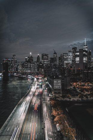 12 урбанистичных фоновых картинок для смартфона