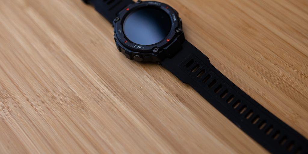 Часы Amazfit T-Rex: дизайн