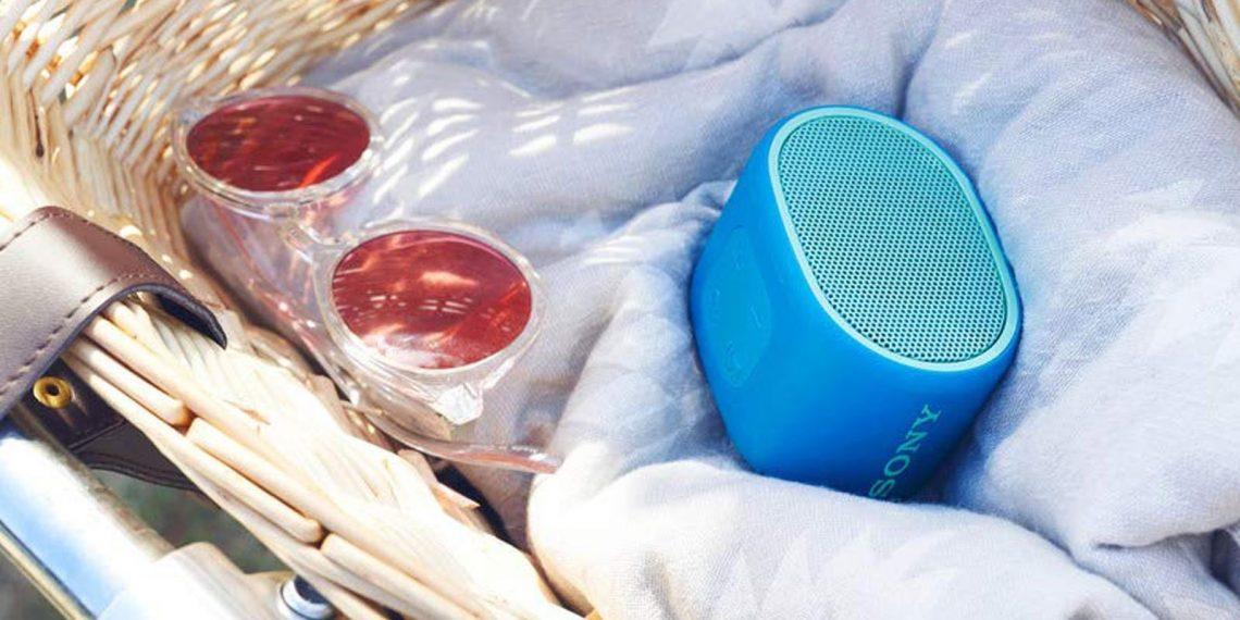 Bluetooth-колонка Sony XB01 Extra Bass за 693 рубля
