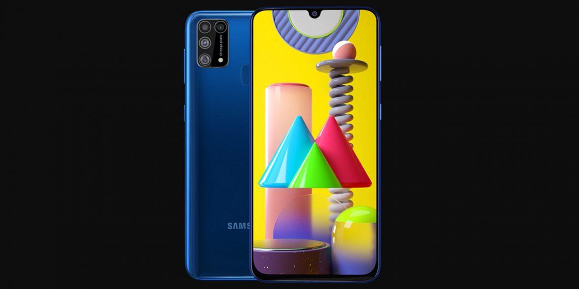 Samsung представила долгоиграющий Galaxy M31