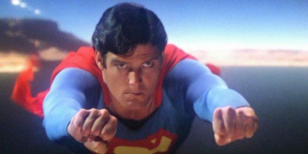 Фильмы про супергероев: «Супермен»