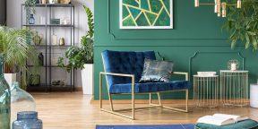 Как стильно оформить квартиру: 7 интерьерных трендов 2020 года