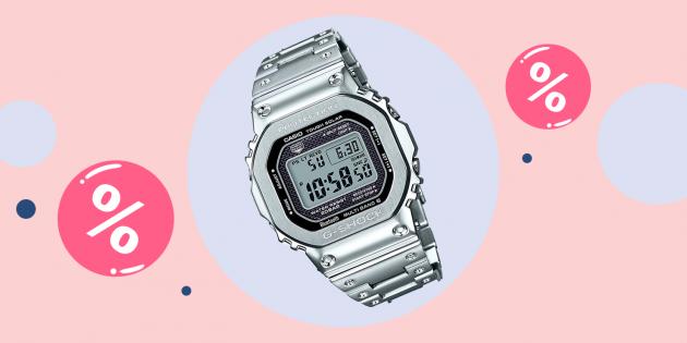 Промокоды дня: скидка 15% на наручные часы в AllTime.ru
