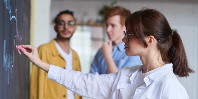 Идеи для бизнеса без вложений: репетиторство