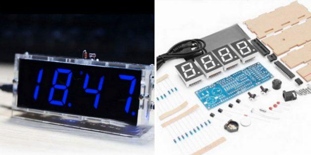 DIY-часы