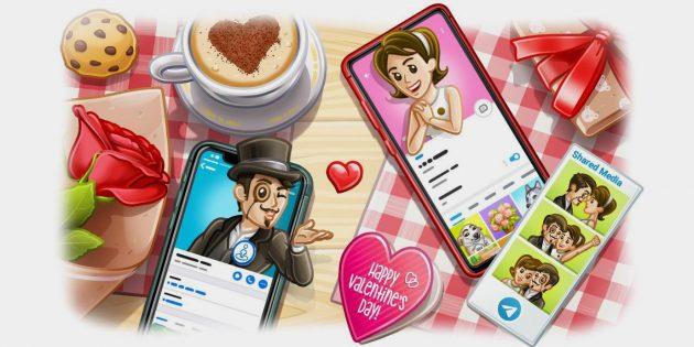 В свежей версии Telegram изменился дизайн профилей и обновился поиск людей поблизости
