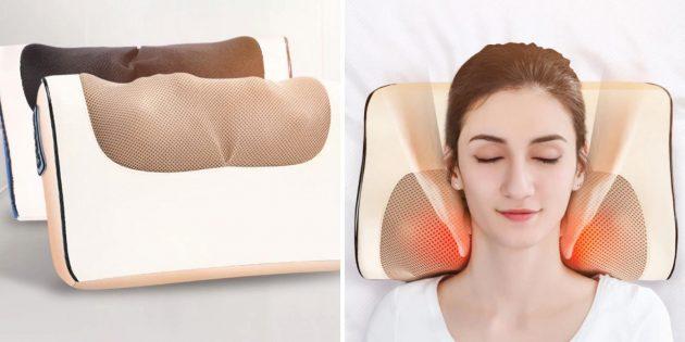 Подушка-массажёр